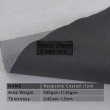 Waterproof Neoprene Fabric Diving Suit