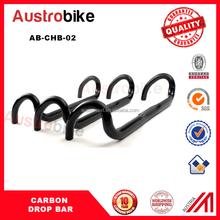 Road bike colorful drop handle bar carbon handle bar for road bike