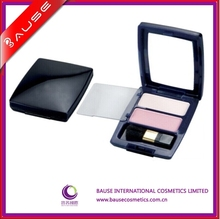 Top Selling 2 Color Silky blusher Pressed Powder Blush Makeup