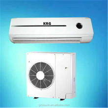 Cheap price good quality by manufacturer wall split air conditioner, cooling and heating with gas R22 wall split air condition