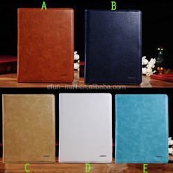For ipad 4 case wholesale from professional factory price quality leather Material Flip cover tablet case
