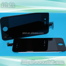 Factory price full assembly LCD touch screen digitizer for iphone 4