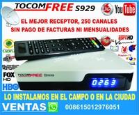 Receptor digital azamerica s1005 hd wifi usb receptor de satelite