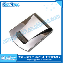 Stainless steel spring clip for money