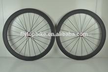 carbono baratos ruedas de 38mm tubular con 3k acabado mate chino de carretera de carbono ruedas de bicicleta