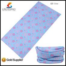 Hot cheap Wholesale Fashion Bandana for sale stretchy microfibre Multifunctional seamless tube bandana