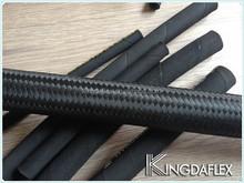 Fiber braided cover high pressure hydraulic rubber hose R5 heat resistant