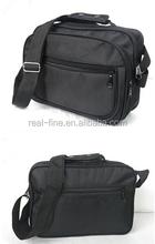Wholesale Fashion Cheap Men Travel Messenger Bag Sports Crossbody Shoulder Bags for Men Black