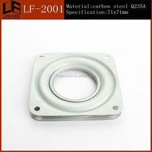 HOT SALE LAZY SUSAN FURNITURE TURNTABLE/SQUARE SWIVEL PLATE