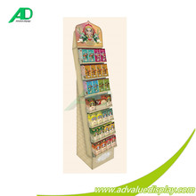 display factory provides Retail Standing Mug Display Rack