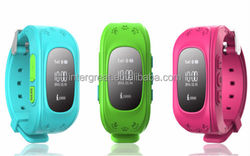 2015 Small Portable Mobile GPS Tracking Device/Mobile tracker/GPS watch tracker for Kids