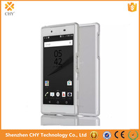 China Wholesale Mobile Phone Aluminum Bumper Protective Case For Sony xperia Z5