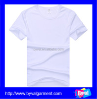Wholesale custom blank t shirts 100 polyester sports t shirts cheap white t shirt for women