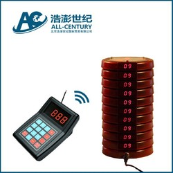 Competitive price restaurant paging systems Wireless Fast Food Queue System