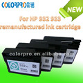 Re- manufacturedfor 933 hp para hp officejet 6700