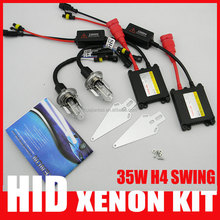 35w bi xenon H4 H13 9004 9007 Swing High Low Beam Bulb 4300k 6000k 8000k 12000k Car Swing Bixenon hid Conversion Kits