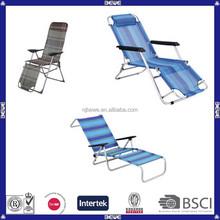 factory good quality cheap price OEM customized folding reclining beach chair