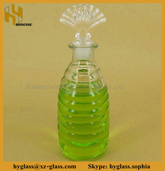 Aroma glass bottle factory china 30cl high quality