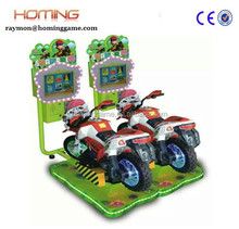 3D swing motorcycle/children's games kids rides children 3D video motorcycle