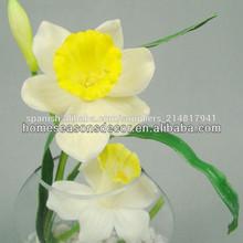 flor de plástico, flor decorativa
