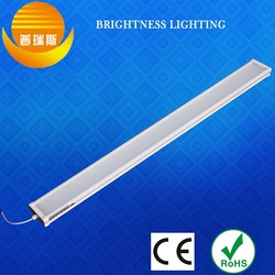 the newest reliably sealing waterproof ip65 led triproof light 1200mm