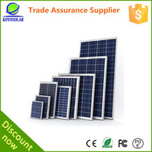 high quality solar panel 300w for home solar power system project