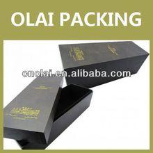 high quality luxury cardboard wine carrier box