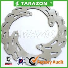 Rear brake disc for Honda CR CRF XL 80 85 125 250 450 650 E R