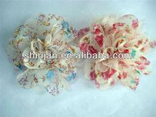 ingrosso maglie colorate e chiffon fiore squallido