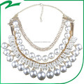 baratos magnificase elegante collar de perlas barrocas