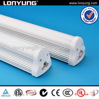 T8 tube aluminum base good heat dissipation 18W led tube t8 4100k
