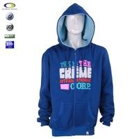 Cheap pritning pullover custom mens hoodies wholesale
