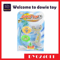 2015 new battling spinning tops classic toy battle beyblade with lineal