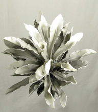 hot selling big aloes artificial flowers with many leaves