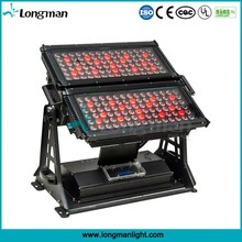 180w 5w rgbaw led city color dmx wall washer led