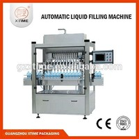China alibaba stainless steel automatic bottle filling machine, water automatic bottle filling machine