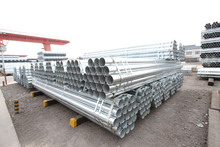Hot-dip Galvanized Seamless Steel Pipe/Tube