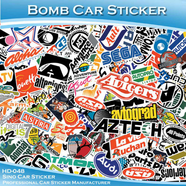 Grafiti bombası çıkartmalar sanatı vinyl decal Grafik otomobil karoseri vinil etiket 1.52x30m