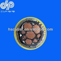 YJV/YJLV/YJV22/YJV32/YJV62/YJV72 Copper/Aluminium Conductor XLPE Insulated power Kabel/Kable