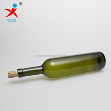 750ML GLASS BOTTLE FOR WINE
