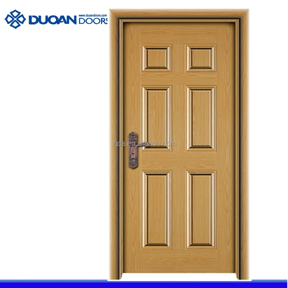Melamine wooden door suppliers best price interior door high qualtiy low price interior pvc Interior doors manufacturers