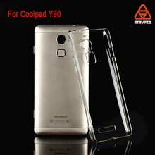 Oem is welcome; phone case for Coolpad Y90 case ,mobile phone case material plastic For Coolpad Y90 Cover