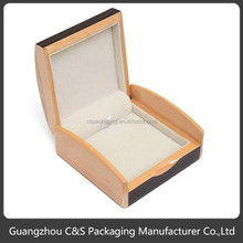 Sales Promotion New Design jewelry wooden box for pendant