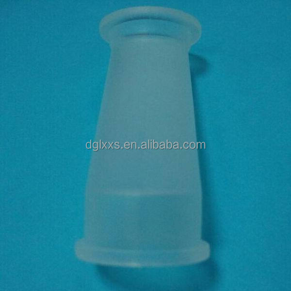 Good quality silicone rubber sleeve for hydraulic hose,transparent silicone sleeve for thermos