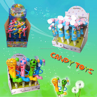 Fan Toy Candy Manufacturer with Wellyes is Your Professional candy toy Supplier