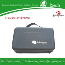 Shockproof & waterproof eva hard plastic tool case