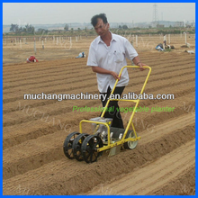 Manual seed planter, vegetable seed planter