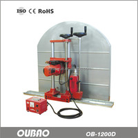 hydraulic concrete wall saw OB-1200D