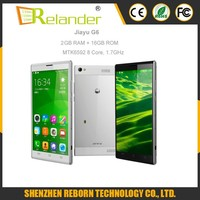 Jiayu G6 5.7 Inch MTK6592 android unlocked cell phone