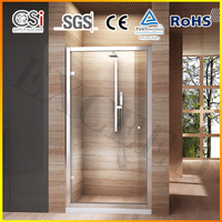 High quality aluminum alloy shower door frame parts EX-309